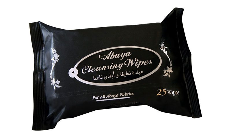 Abaya Cleansing Wipes 25's