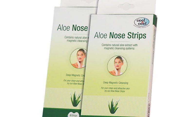 Aloe Nose Strips
