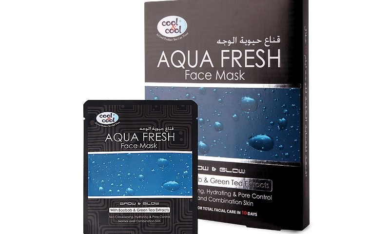 Aqua Fresh Face Mask