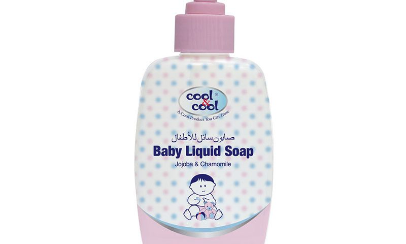 Baby Liquid Soap 250 ml Jojoba & Chamomile