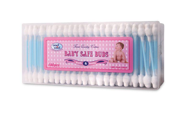 Baby Safe Buds 180 pcs