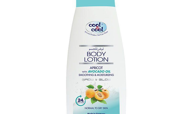 Body Lotion Aprocot