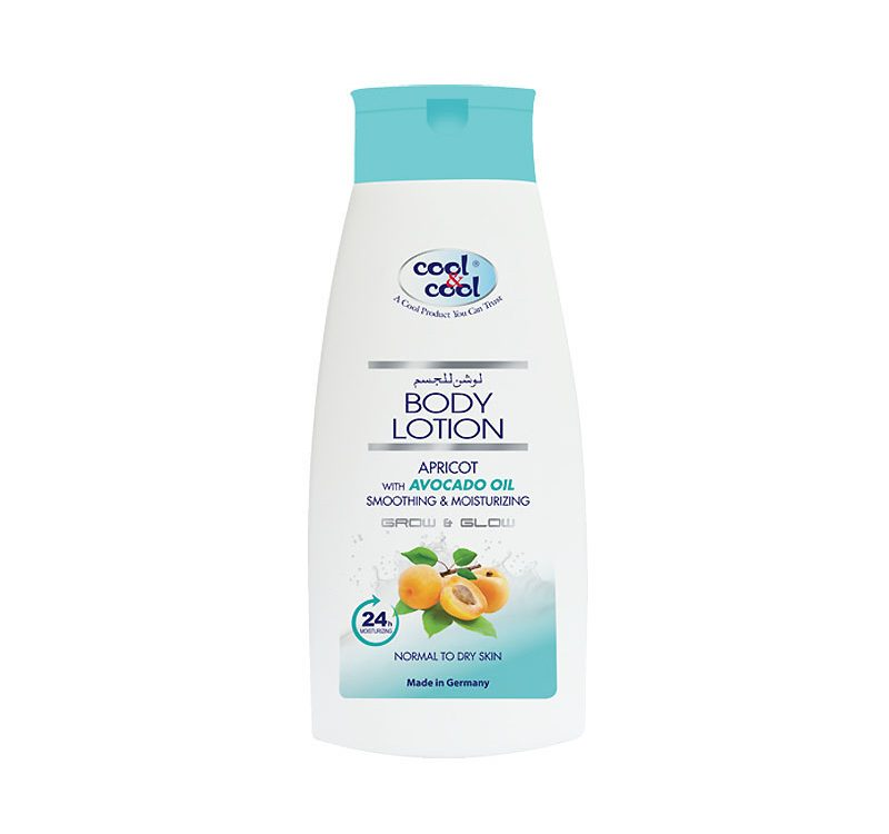 Body Lotion Aprocot