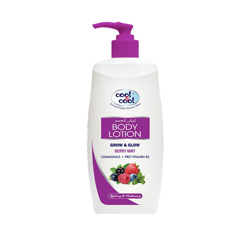 Body Lotion Berry Mint
