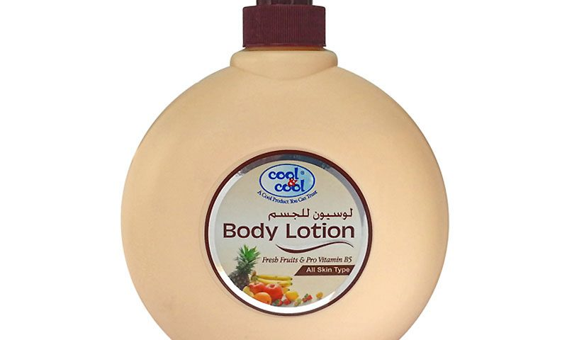 Body Lotion Fresh Fruit