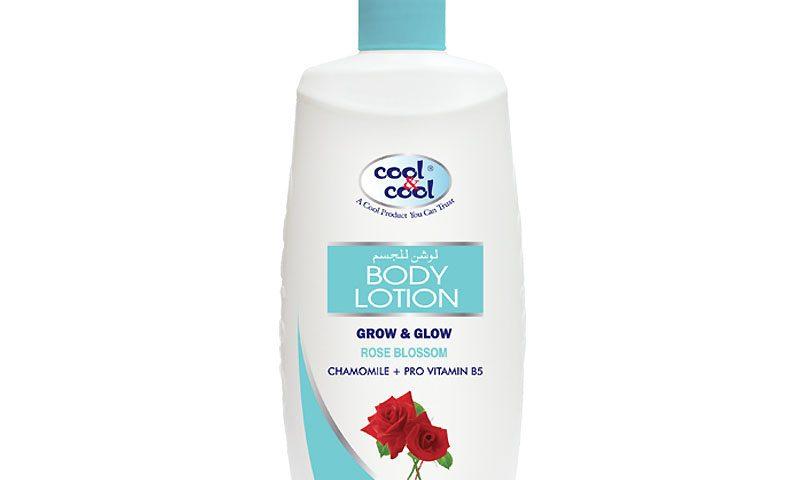 Body Lotion Rose Blossom