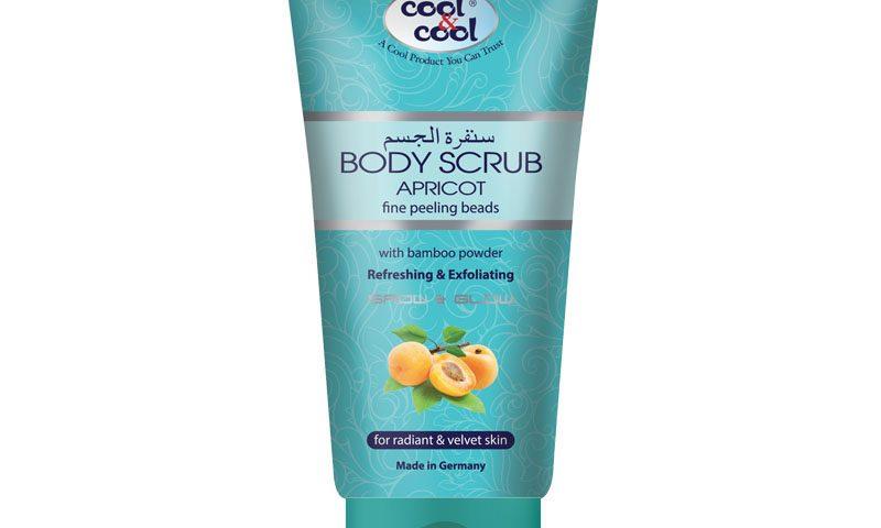 Body Scrub Apricot