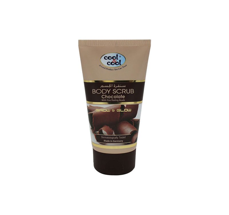 Body Scrub Chocolate 150ml