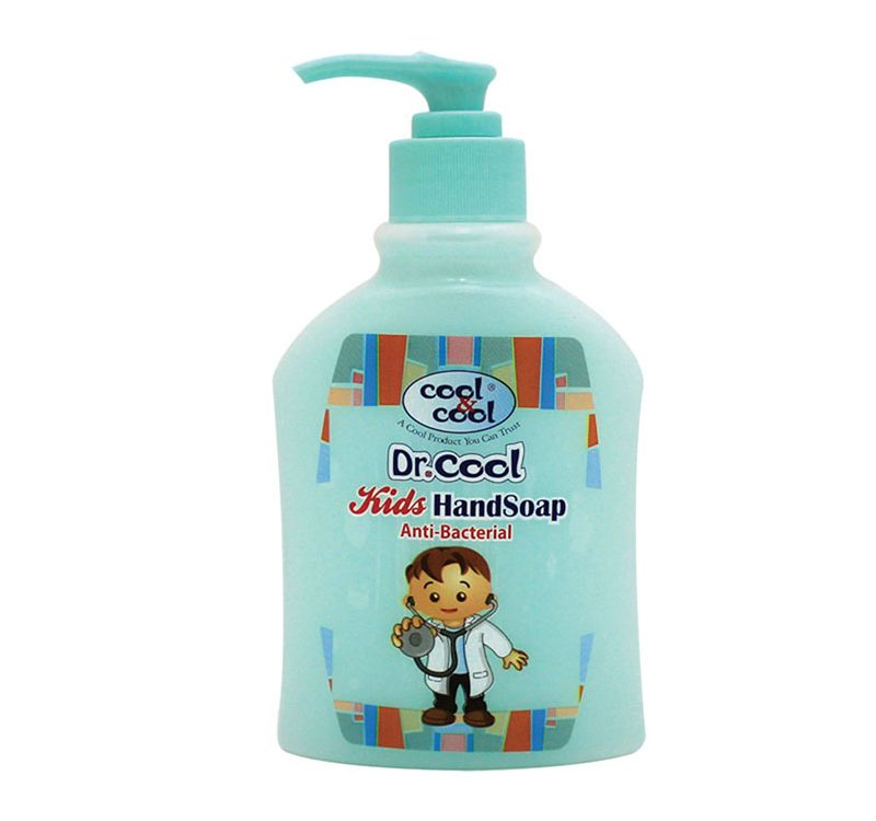 Dr Cool Hand Soap Anti Bacterial 250ml