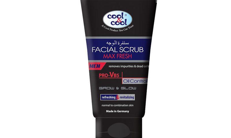 Face Scrub Max Fresh