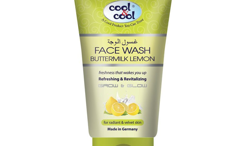 Face Wash Butter Milk Lemon