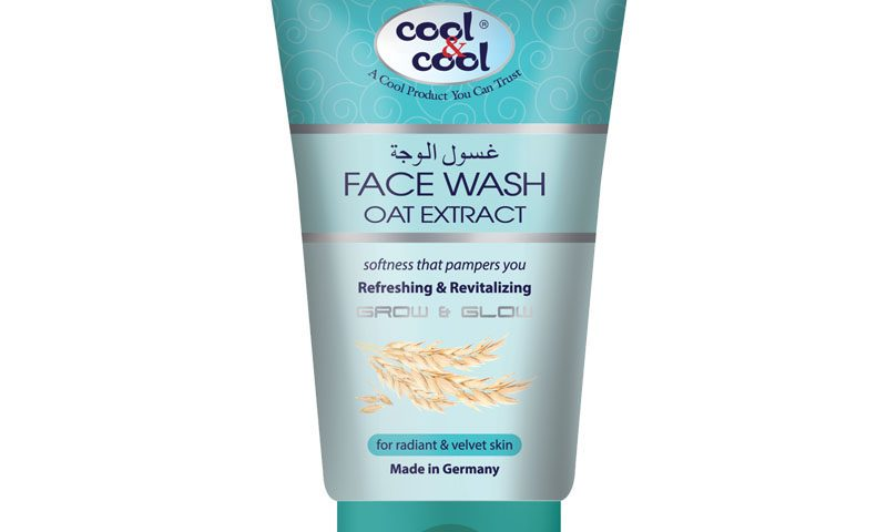 Face Wash Butter Oat Extract