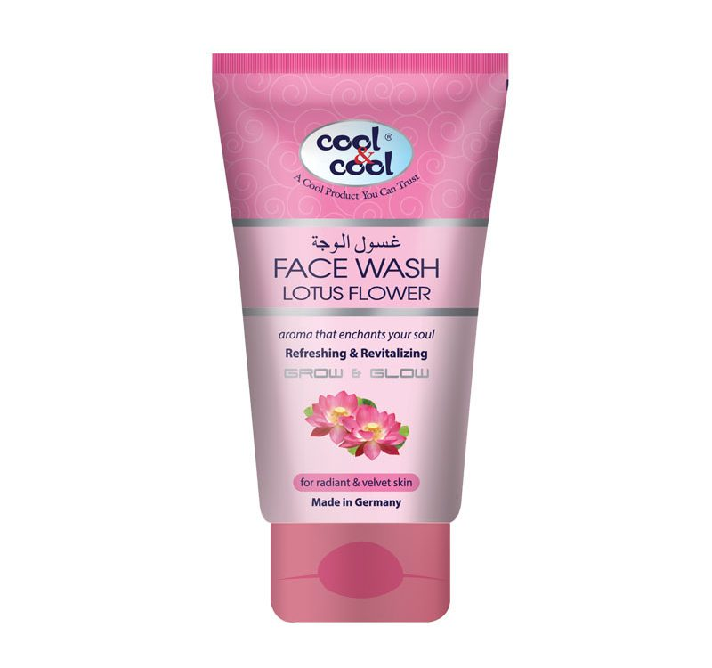 Face Wash Lotus FLower