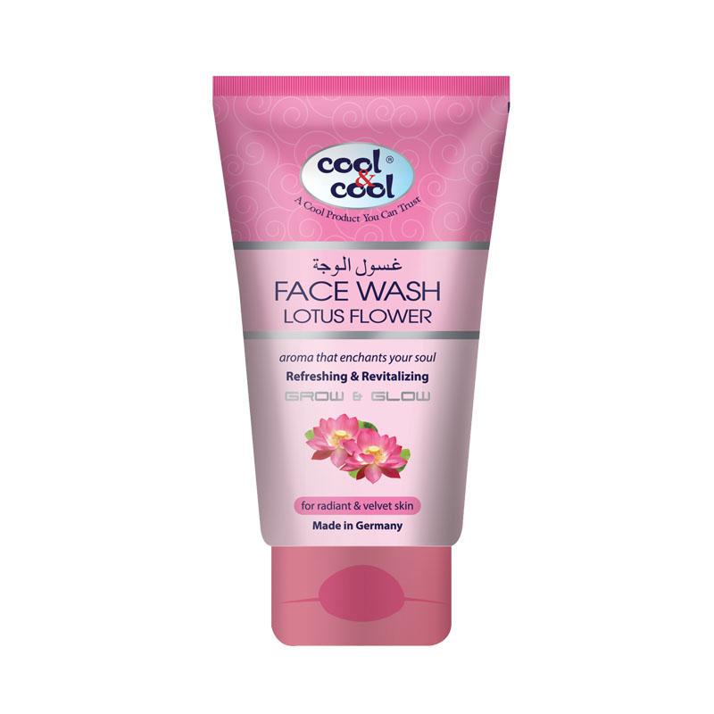 Face Wash Lotus Flower 150mlcoolandcool