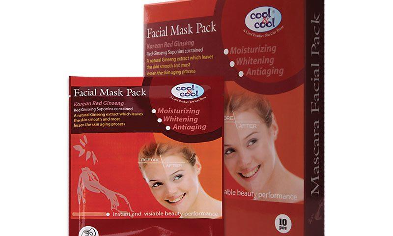 Facial Mask Pack