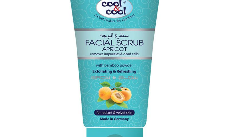 Facial Scrub Apricot 150ml