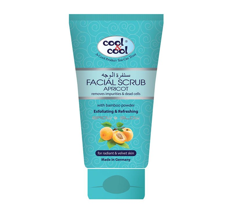 Facial Scrub Apricot 150ml
