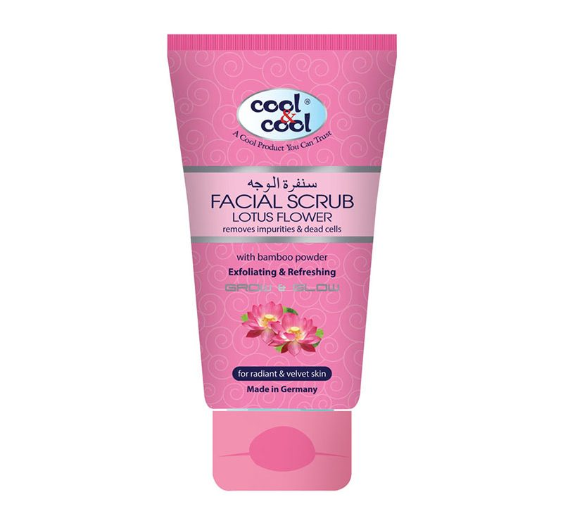 Facial Scrub Lotus Flower 150ml