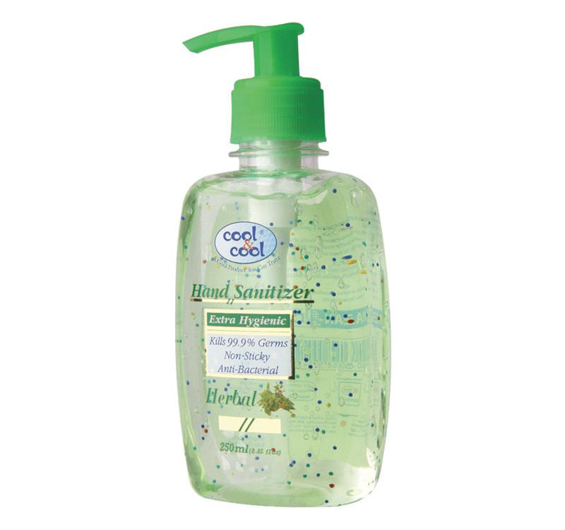 Hand Sanitizer Herbal 250ml