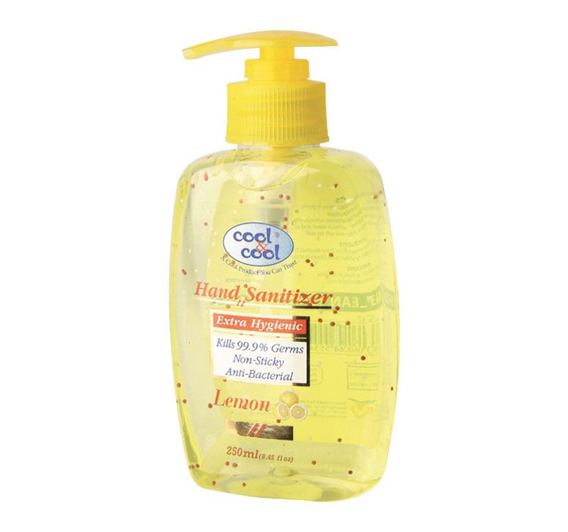 Hand Sanitizer Lemon 250ml