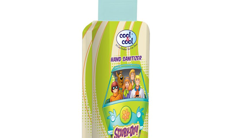 Hand Sanitizer Scooby Doo 75ml