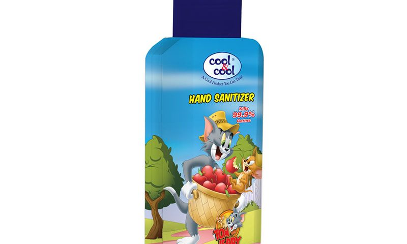 Hand Sanitizer Tom & Jerry B 75ml