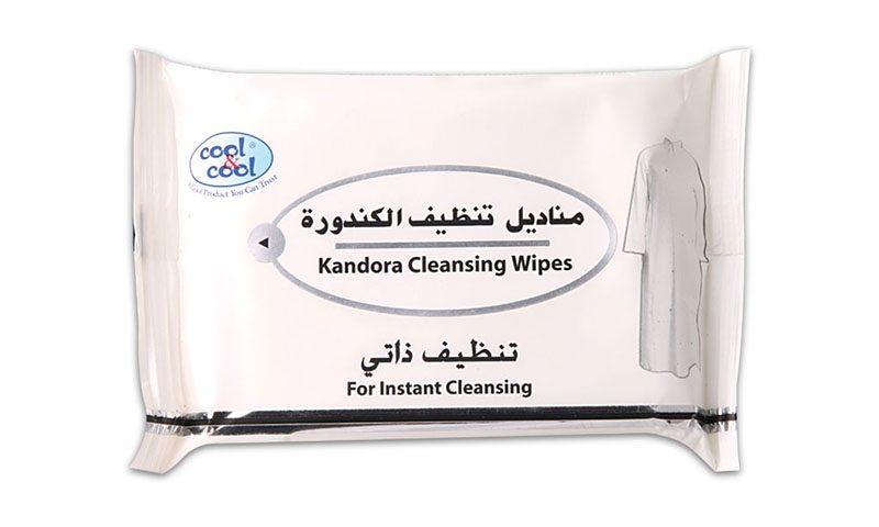 Kandura Wipes 15's
