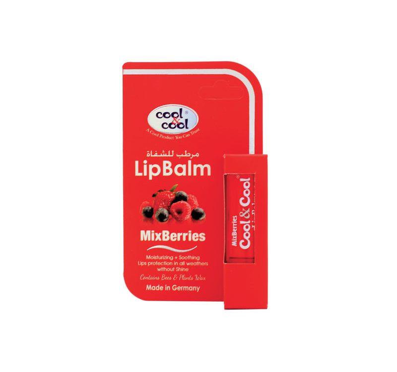 Lip Balm Mix Berries