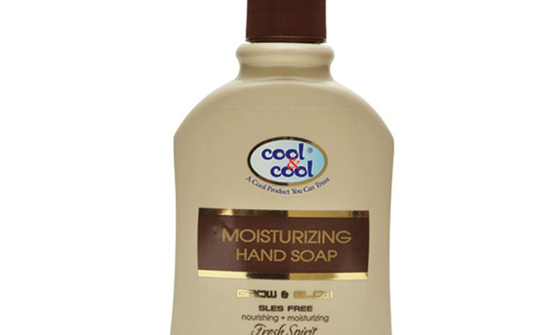 Moisturising Hand Soap Fresh Spirit