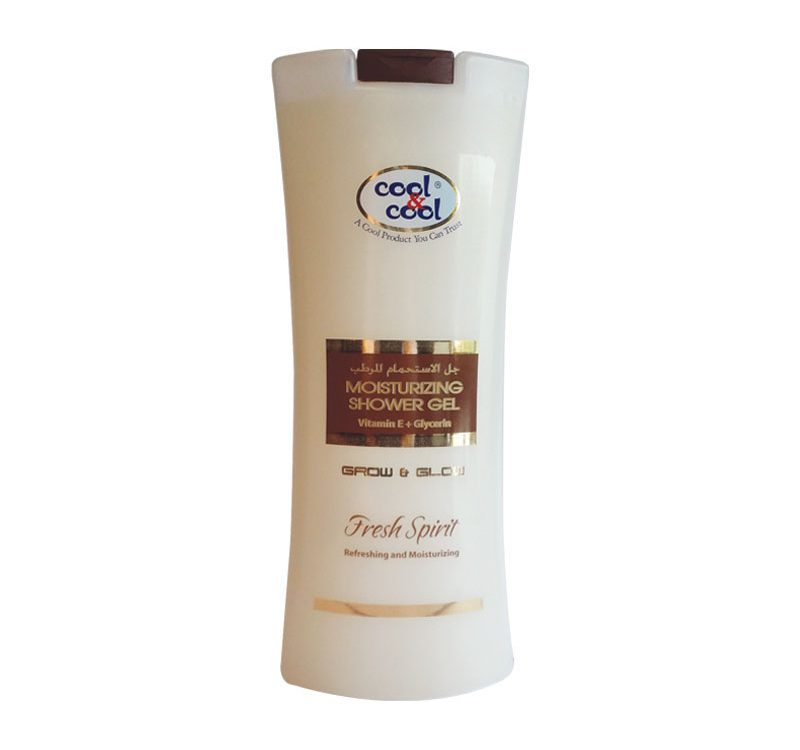 Moisturising Shower Gel Fresh Spirit