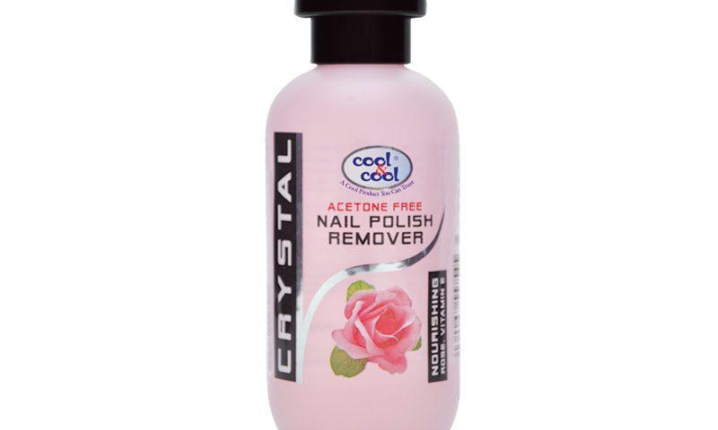 Nail Polish Remover Nourishing
