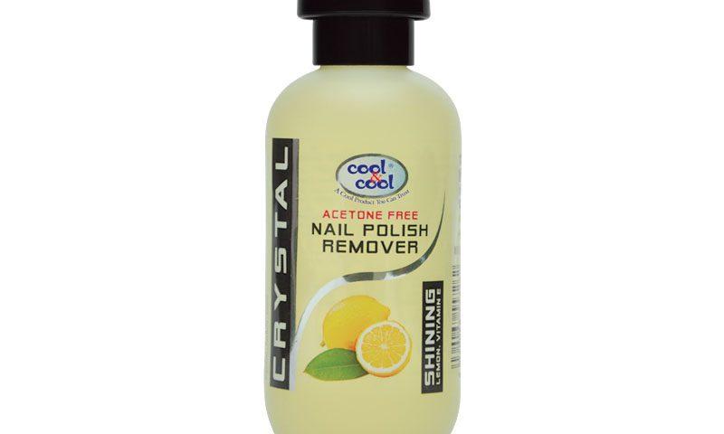 Nail Polish Remover Shining