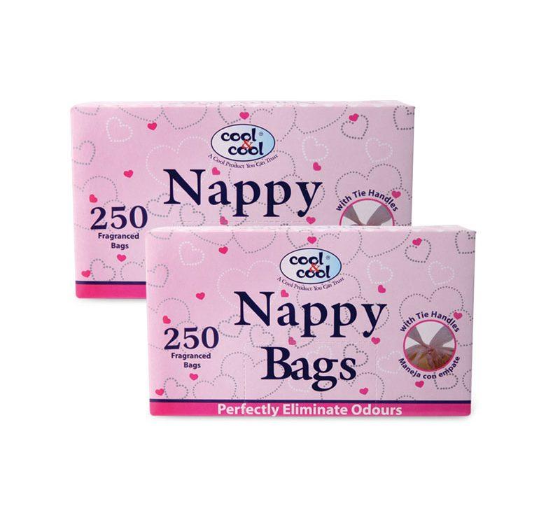Nappy Bags 250