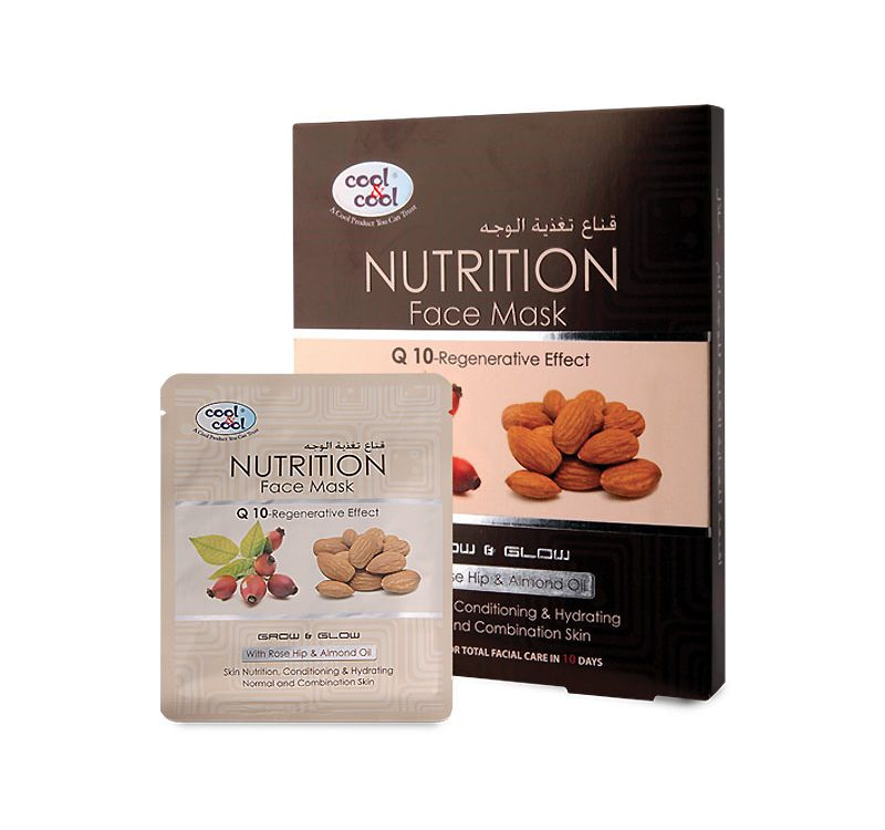 Nutrition Face Mask