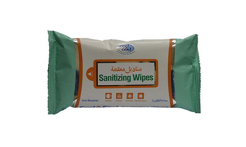 Sanitizing Wipes 15 's
