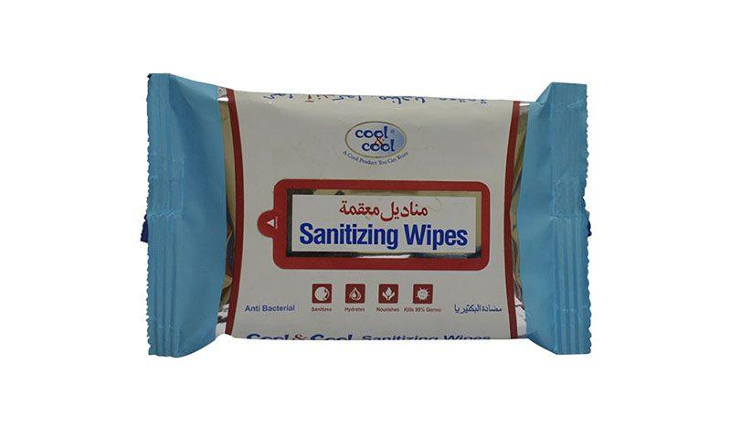 Sanitizing Wipes 40 's