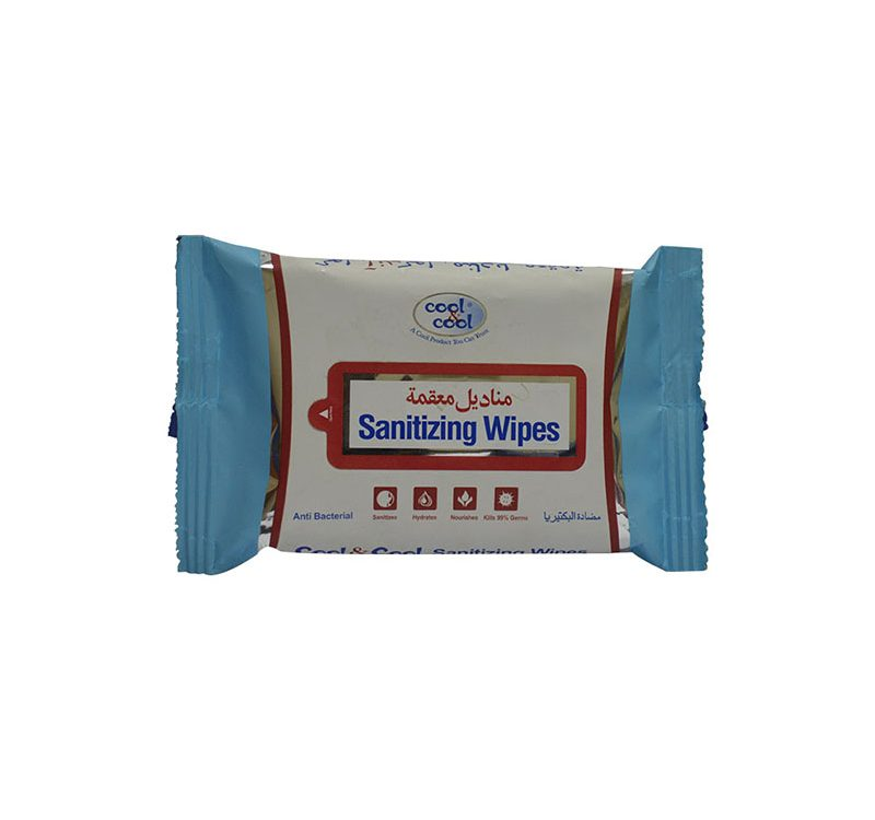 Sanitizing Wipes 40 's