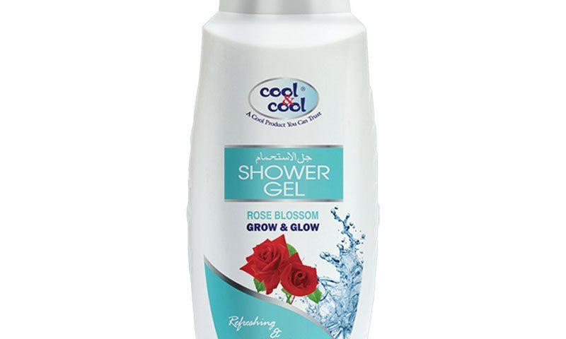 Shower Gel Rose Blossom