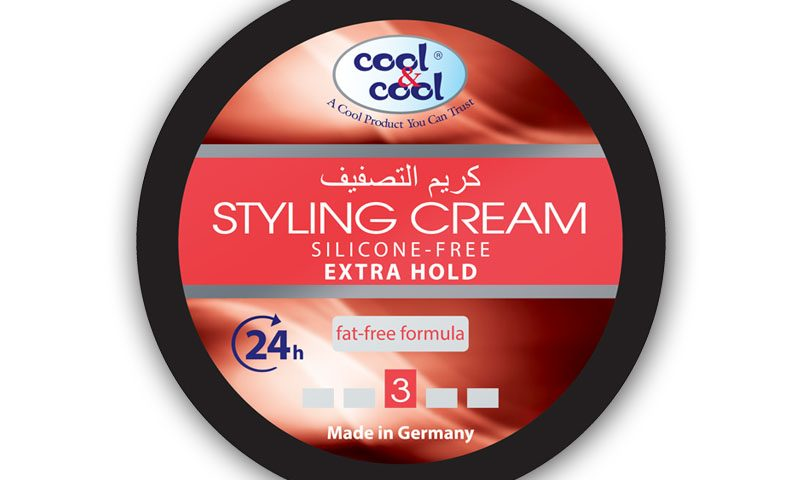 Styling Cream Extra Hold