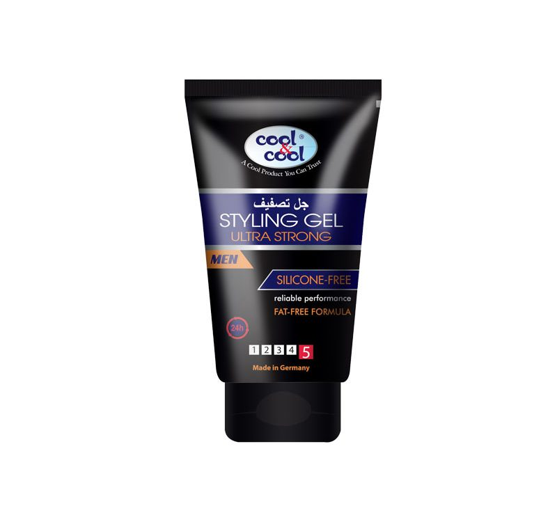 Styling Gel Ultra Strong