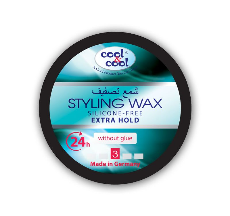 Styling Wax Extra Hold