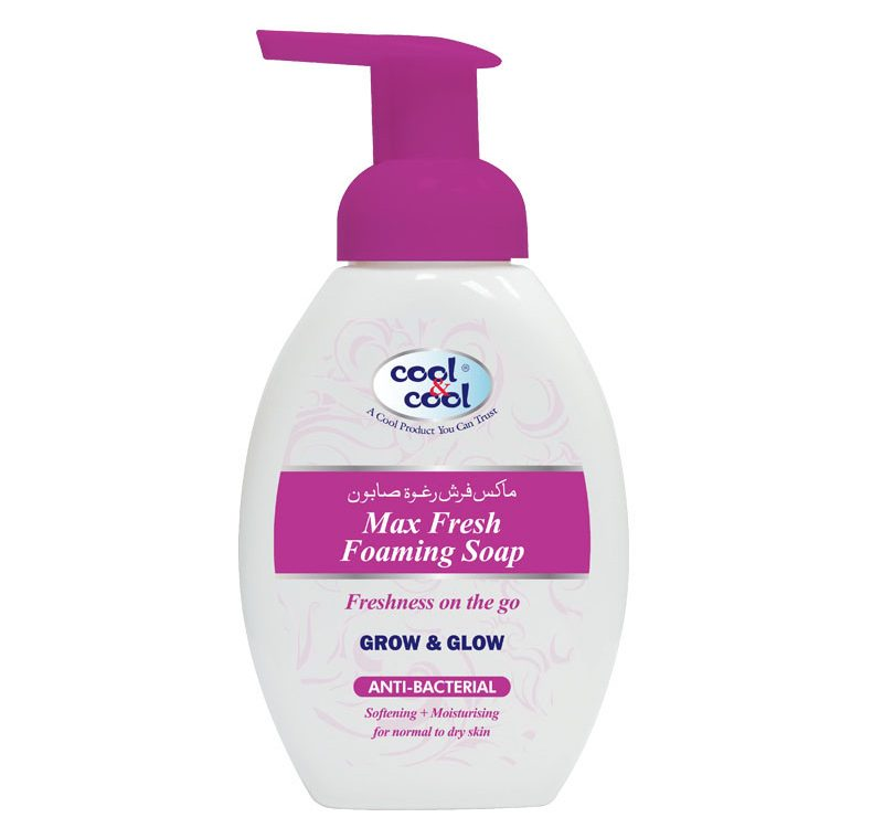 Max Fresh Foaming Soap