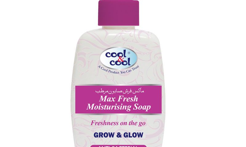 Max Fresh Moisturising Soap