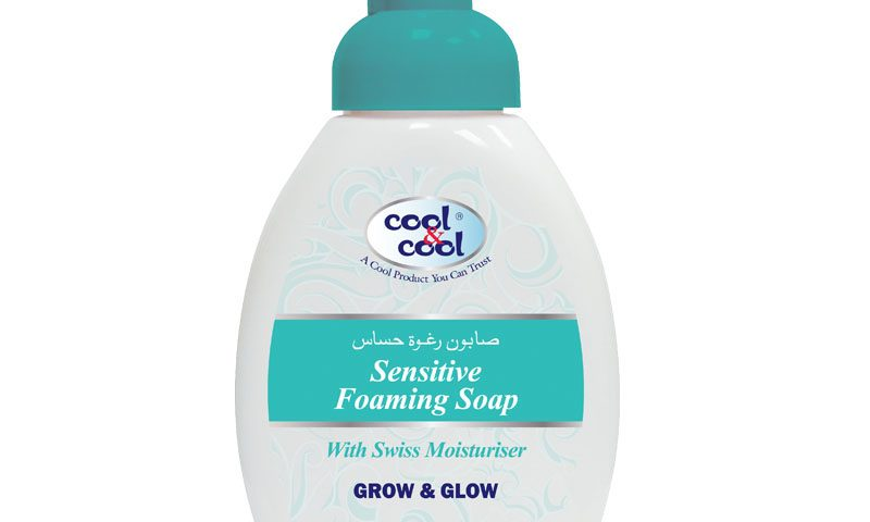 Sensitive Foaming Soap