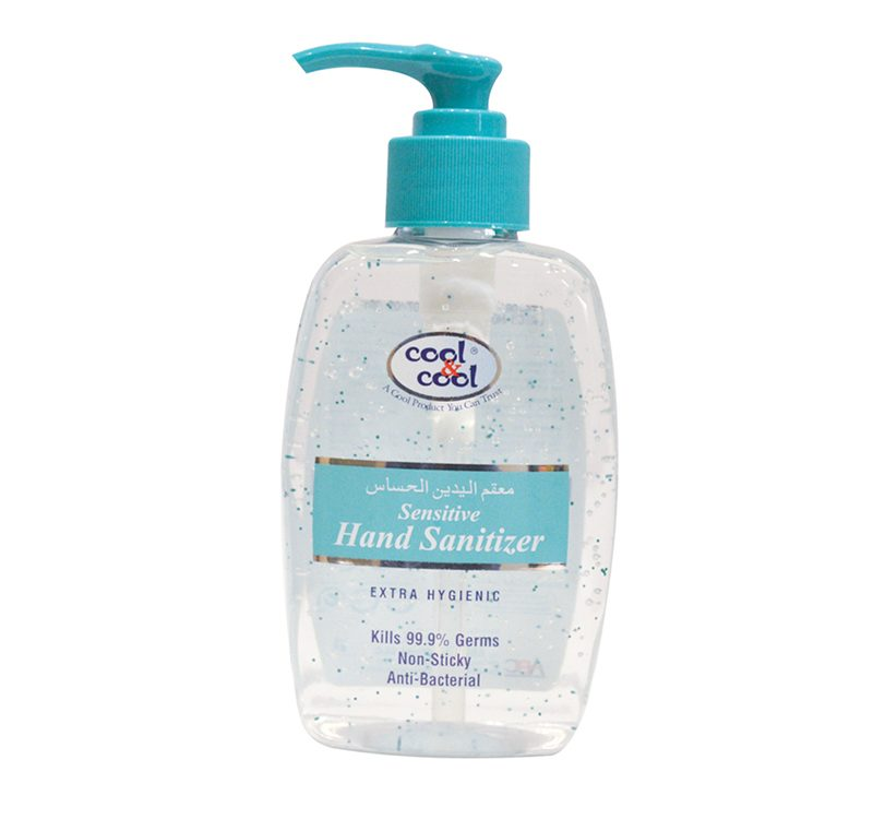 Sensitive Hand Sanitizer 250ml