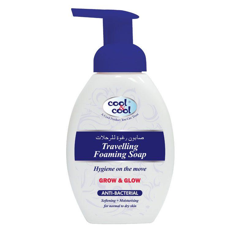 Travelling Foaming Soap