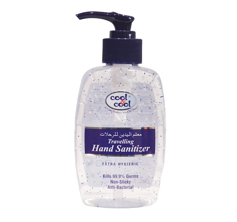 Travelling Hand Sanitizer 250ml