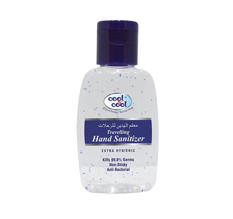 Travelling Hand Sanitizer 60ml